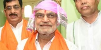 C P Joshi