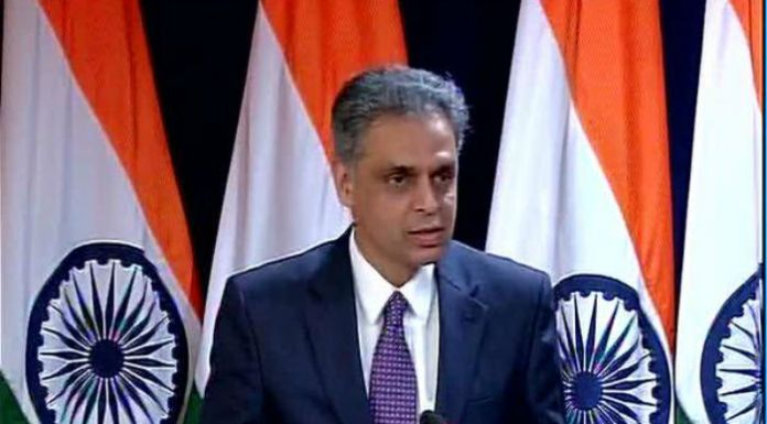Syed Akbaruddin addressed the media yesterday at the UN, affirmed that any decisions regarding Jammu and Kashmir is India's internal matter and if Pakistan wants any talks with India, it has to stop promoting terrorism first.