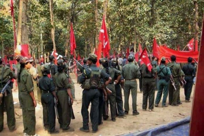 Policeman Chaitu Kadti was stabbed to death by Maoists in Chhattisgarh
