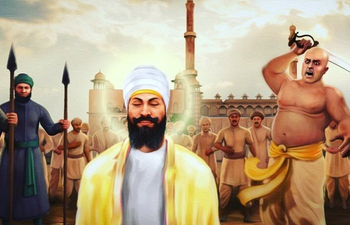 Glorifying Aurangzeb and forgetting Guru Tegh Bahadur: The dangers ...