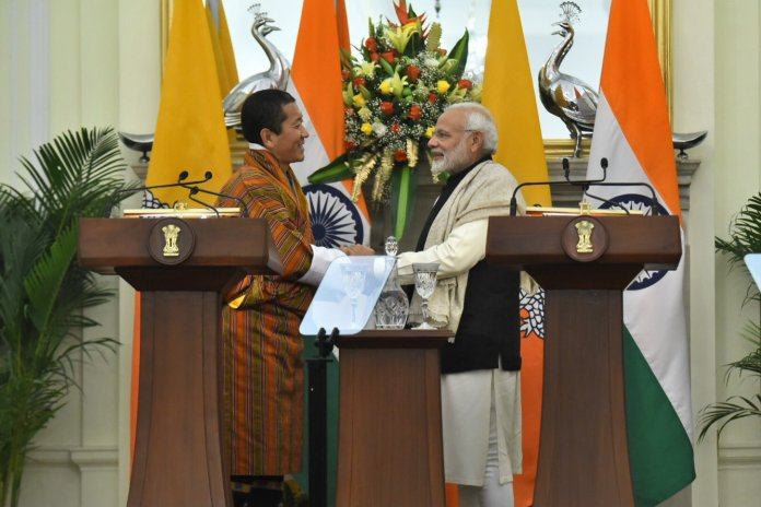 PM Modi launched RuPay card in Bhutan during his two-day state visit to the Himalayan state