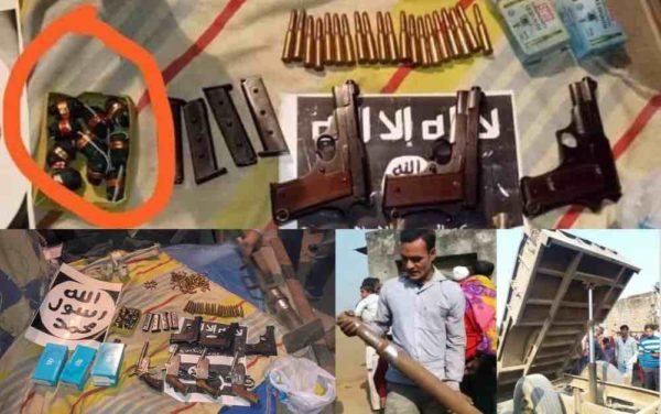 Diwali noise used to curb test-firing pistols