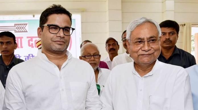 Prashant Kishor calls Nitish Kumar a liar