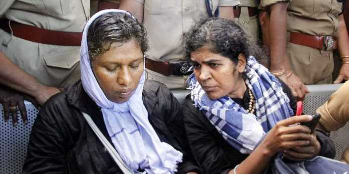 Bindu and Kanakadurga were sneaked inside the Sannidham last year. Bindu wants to go to Sabarimala again.