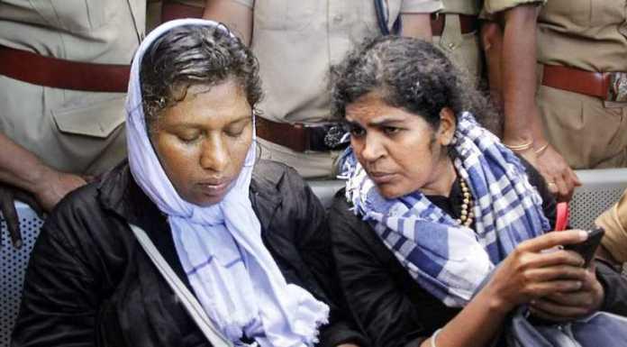 Bindu and Kanakadurga were sneaked inside the Sannidham last year. Bindu wants to go to Sabarimala again.