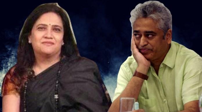 Comparing Modi's interview and Sonia Gandhi's interview