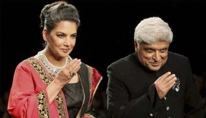 Down with swine flu, Shabana Azmi and Javed Akhtar to give Karachi conference a miss in 'solidarity with CRPF martyrs'