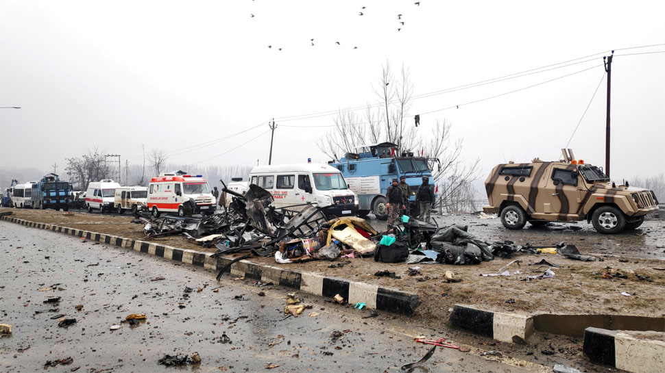 Pulwama attack: NIA reveals arrested terrorist Waiz ul Islam bought chemicals from Amazon to make bombs at the direction of JeM
