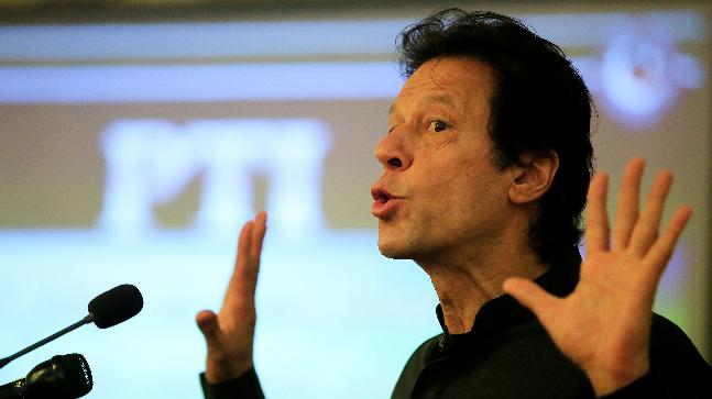 Imran Khan plans a 'Big Jalsa' in PoK to register his protest against India
