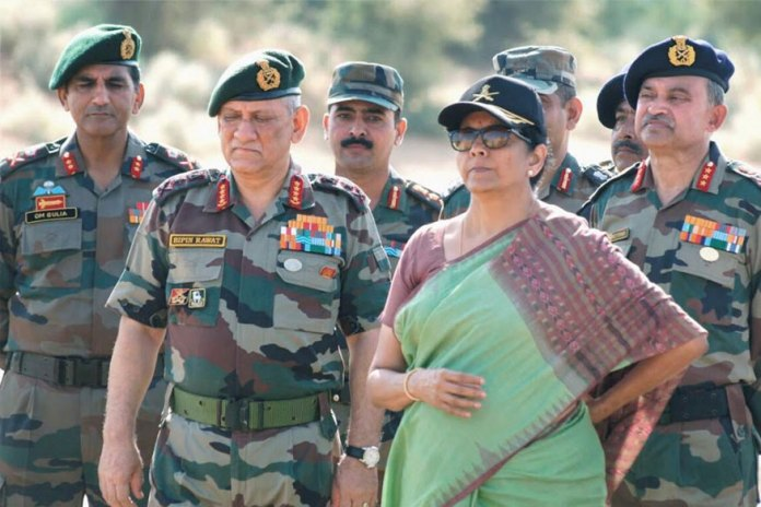 Indian Armed Forces has enough ammunition to fight at least 10 days of the intense war, says Defence Minister Nirmala Sitharaman