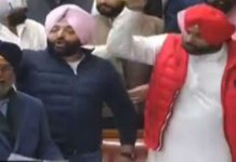 Row over Sidhu's controversial comment on Pulwama attack