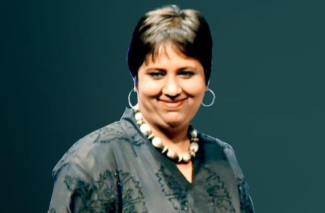 Barkha Dutt claimed online harassment after she posted her number online