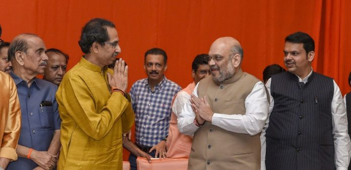 After breaking alliance and begging Congress and NCP for support, Sena says 'BJP option' has not been exhausted yet