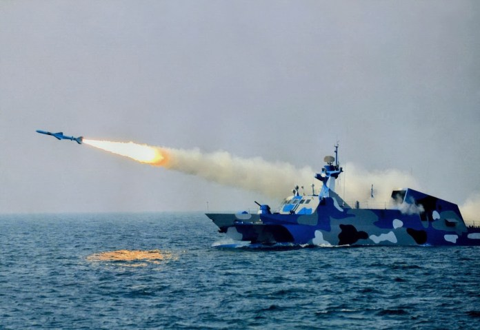 type 022 missile boat
