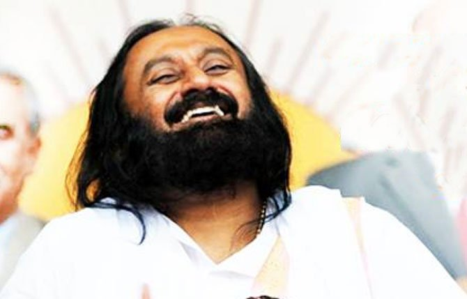 The Hindu and Indian Express are livid about Sri Sri Ravi Shankar being included in the Ayodhya mediation process