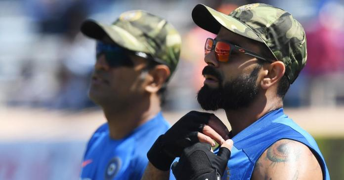 Pakistan has approached ICC to register their protest against Indian cricket team sporting camouflage military caps