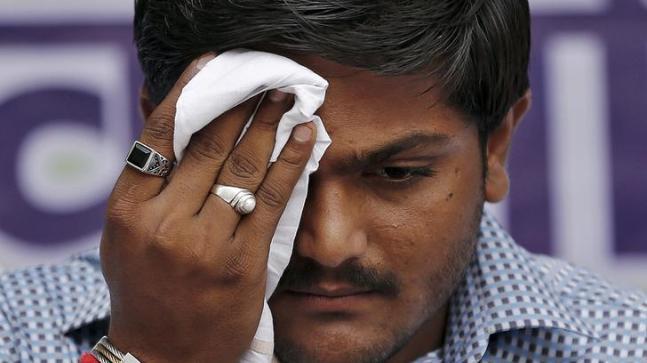Congress Gujarat ignores Hardik Patel's desire to fight on Jamnagar Lok Sabha constituency