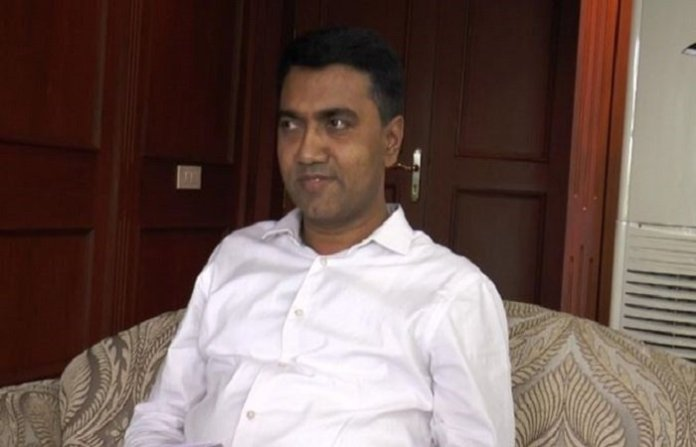 Pramod Sawant likely to become the next CM of Goa