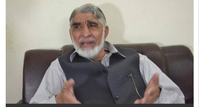 Sher Azam Wazir later apologised for his remark after two Hindu legislators walked out in protest