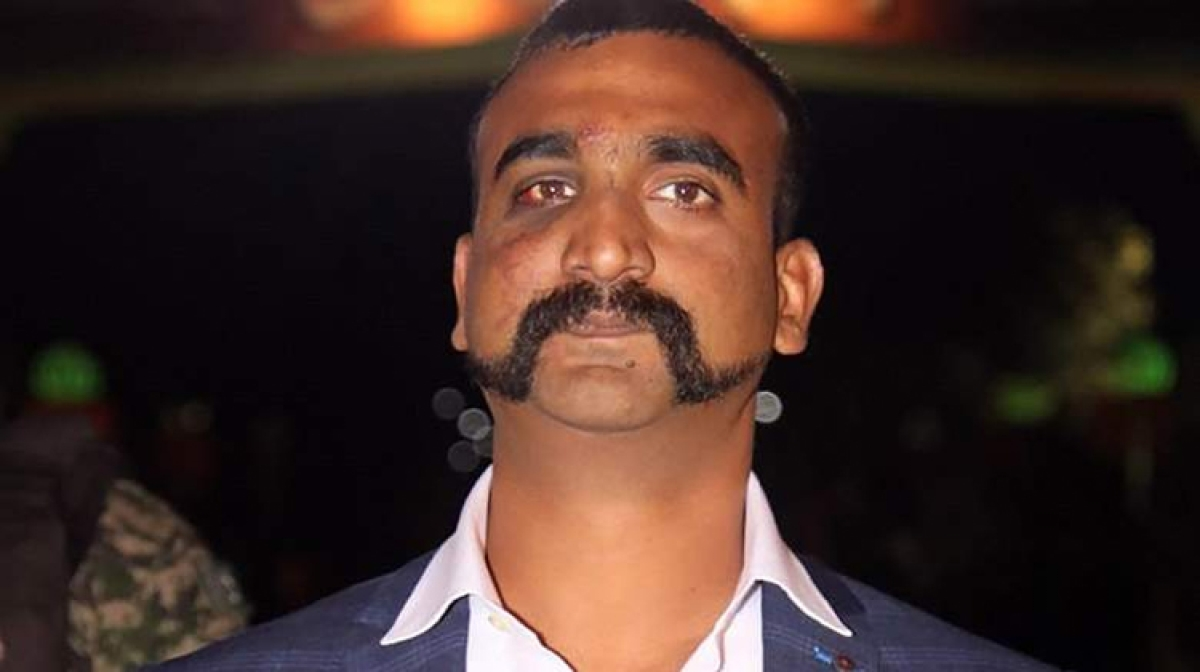 Congress leader in the Parliament demands Wing Commander Abhinandan's moustache be declared 'national moustache' - Opindia News