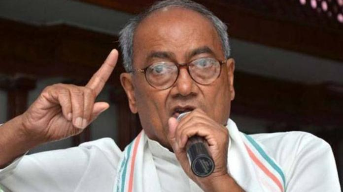 Digvijay Singh says BJP and Bajrang Dal are ISI agents