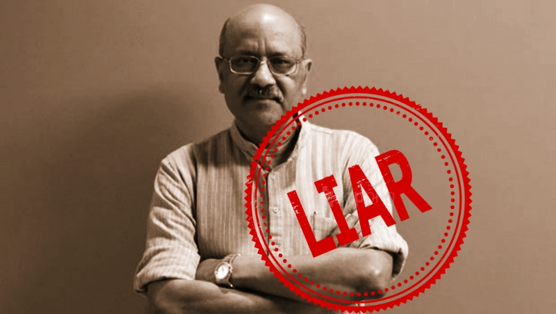 The Print article by Shekhar Gupta on air battle after Balakot airstrikes peddles faulty analysis, half truths and whole lies