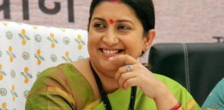 Congress responds to Smriti Irani's press conference on Rahul Gandhi's dubious land deals with a hitjob against her