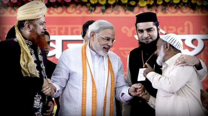 'Modi ji, why are Indian Muslims not able to trust the BJP?'