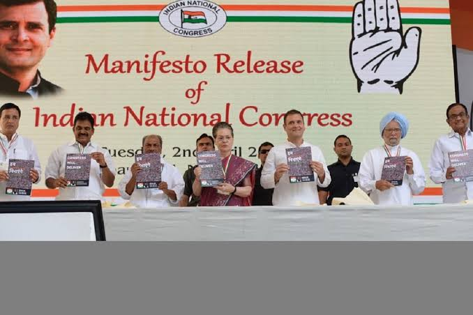 Indian Army raises its apprehensions regarding the promises made in Congress manifesto