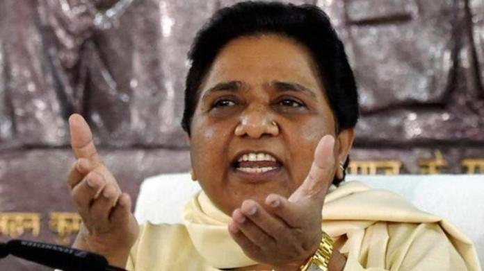 Mayawati plays caste card to defend her brother benami property of Rs 400 crores