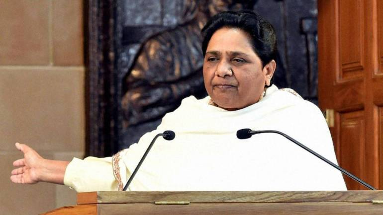 Will pay it back with interest: Mayawati warns EC over 48-hour ban
