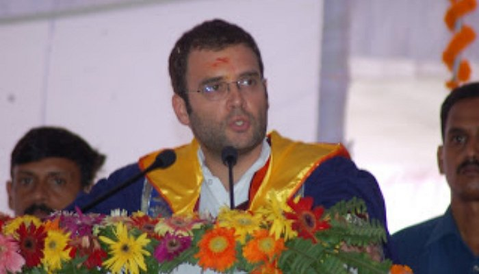 Cambridge University confirms that Rahul Gandhi did his M.Phil using the name Raul Vinci - Opindia News