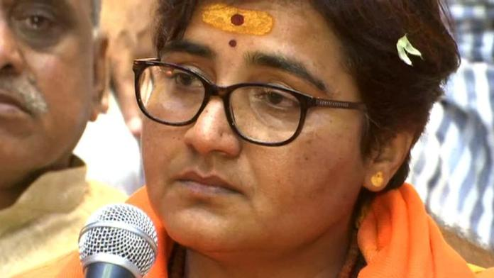 Congress MLA threatens to burn Sadhvi Pragya alive if she ever sets for in Madhya Pradesh