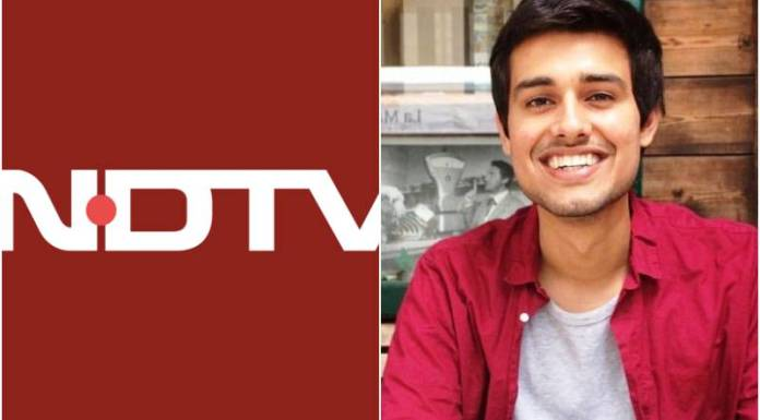 Dhruv Rathee collaborates with NDTV