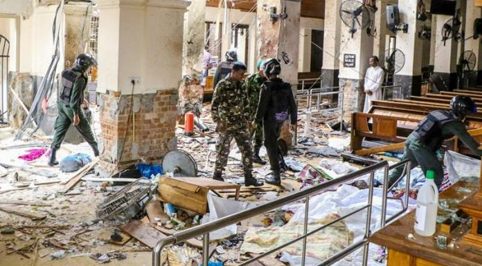 NIA has raided Coimbatore's IS module over alleged links with Sri Lanka bombings