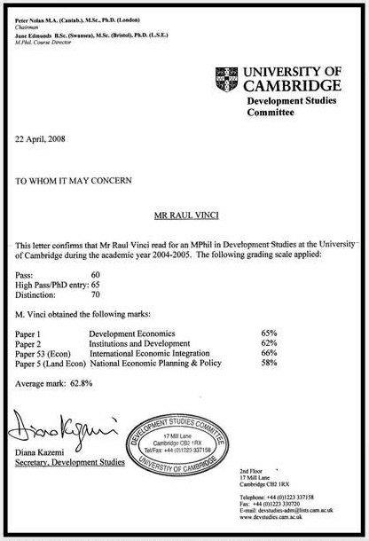 Cambridge University confirms that Rahul Gandhi did his M.Phil ...