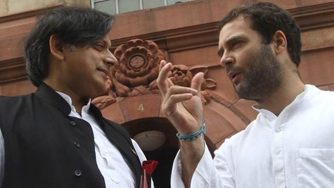 Congress MP Shashi Tharoor objected to the Triple Talaq bill in the parliament today