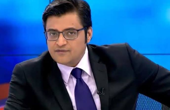 Arnab Goswami takes a dig at Lutyens' freebie culture