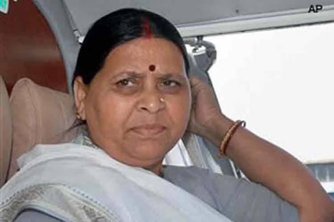 Rabri Devi calls PM Modi a jallad