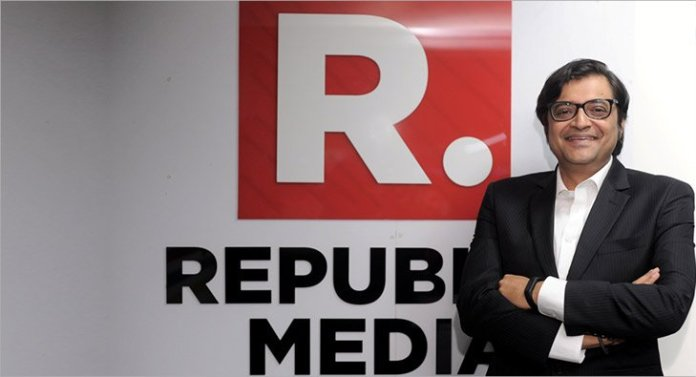 NBSA threatens to shut down Republic TV if Arnab Goswami doesn't apologise for calling Jignesh Mevani's lackey a 'goon' for misbehaving with journalist on camera