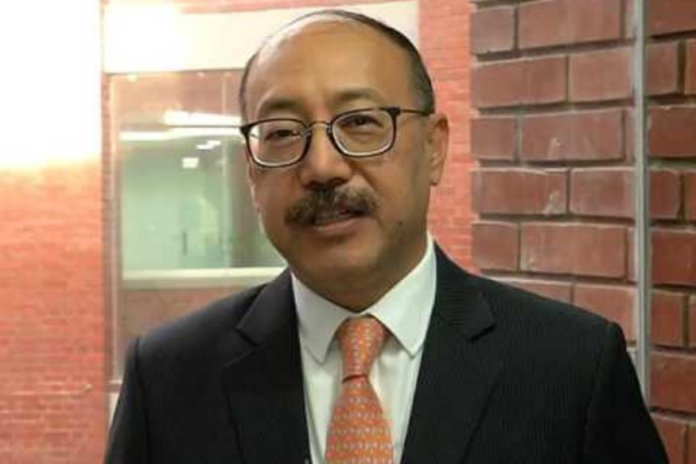 Indian envoy rules out talks