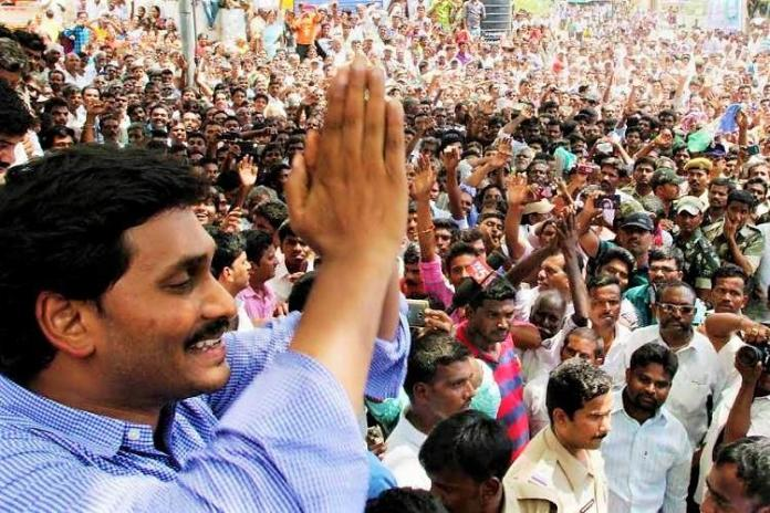 YSRCP looking ahead at a victory over TDP
