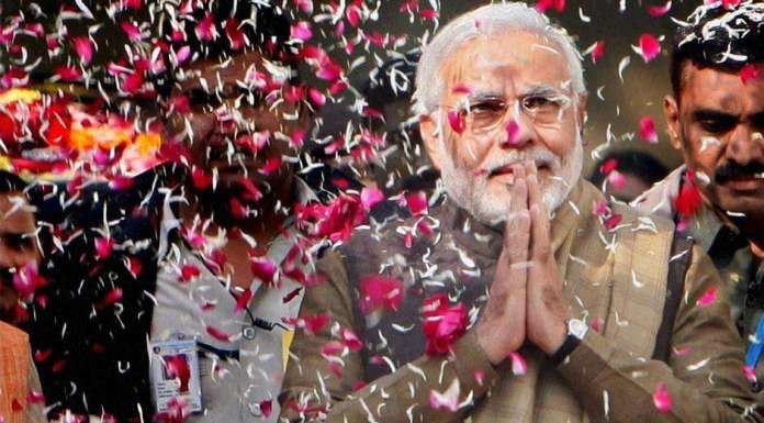 The people of India have chosen PM Narendra Modi