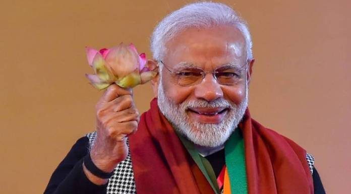 PM Modi has tweeted saying India has won yet again