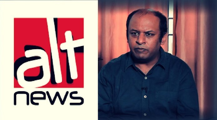 AltNews founder misleads people about BJP's 2014 promise about 'sending guilty MPs and MLAs to jail within a year'