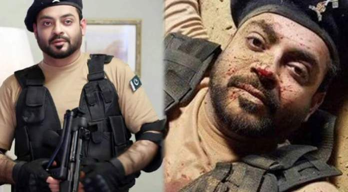 PTI legislator Amir Liyaqat Hussain to play Burhan Wani in upcoming Pakistani movie