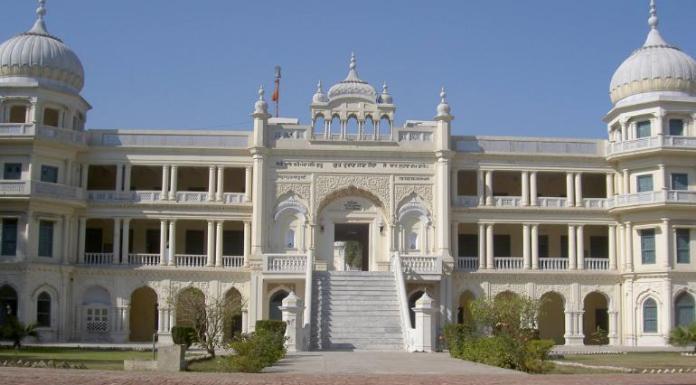 Gurdwara Sacha Sauda Gurdwara near Lahore, Pakistan