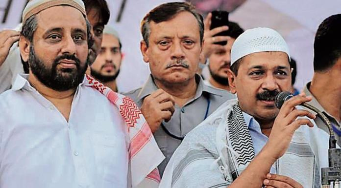 Delhi police file chargesheet against Amanatullah Khan for a 2018 case of assault and criminal intimidation