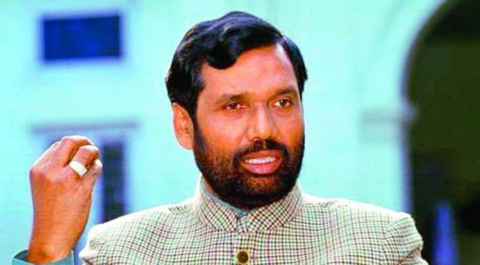 Paswan said over Upendra Kushwaha's call for violence that there will be tit for tat