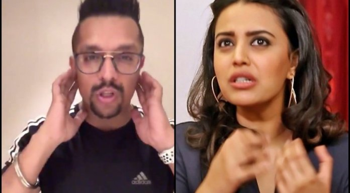 Watch: Man who said 'Aayega To Modi Hi' to Swara Bhaskar says sorry to her, but with a path-breaking twist